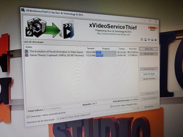 Las mejores alternativas a xVideoServiceThief en Windows
