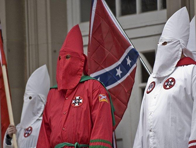 Puede que al KKK le queden sólo horas de vida
