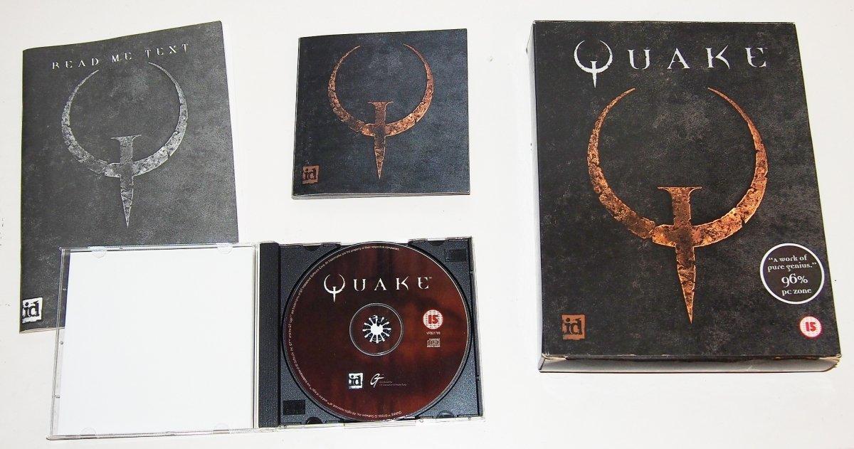 Quake fue considerado el sucesor de Doom, aunque no se pueden comparar