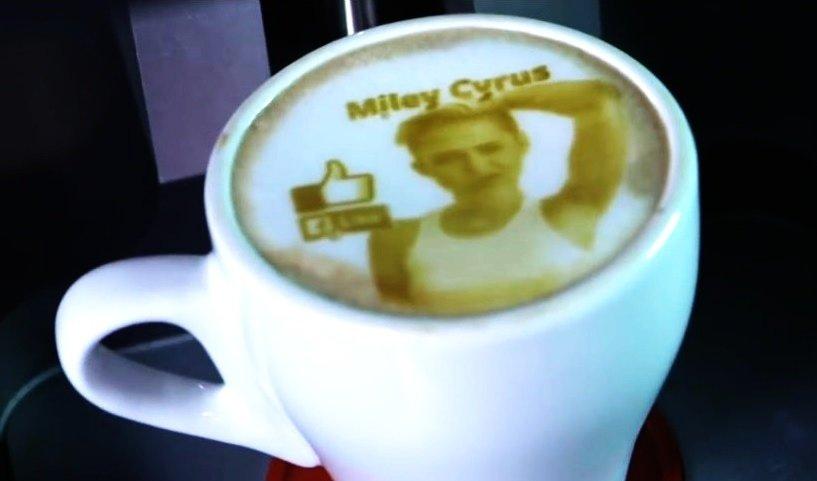 ¿Quién no estaría encantado de ver el careto de Miley de buena mañana?