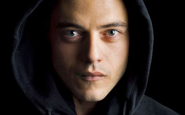 Rami Malek, protagonista de Mr. Robot