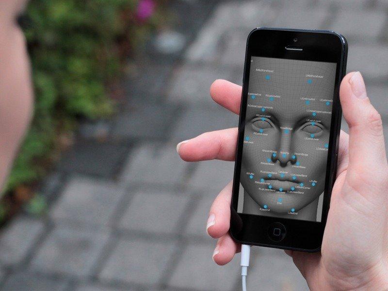 Reconocimiento facial en nuestro día a día