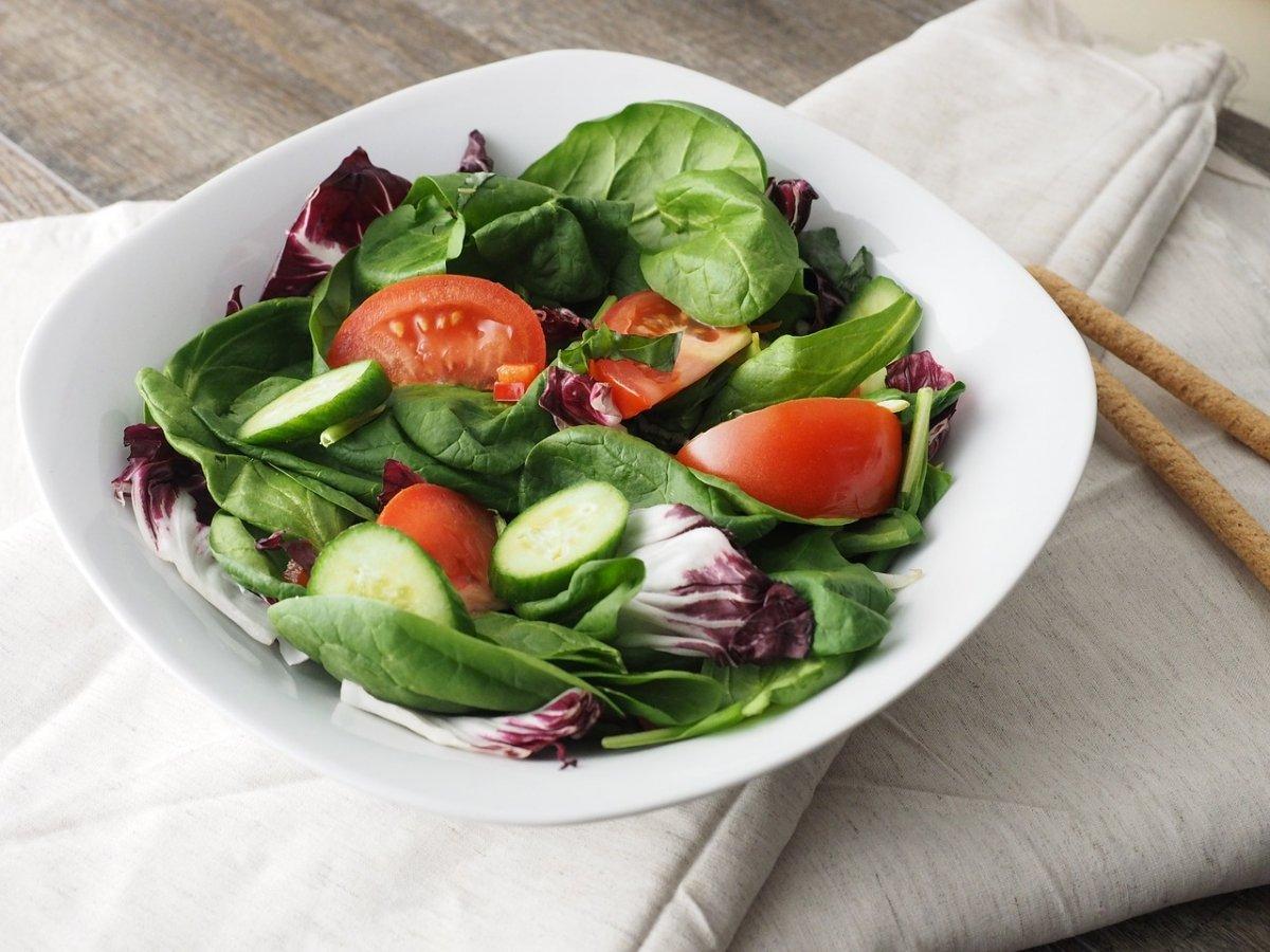 Recurrir a verduras es necesario si queremos adelgazar y estar sanos