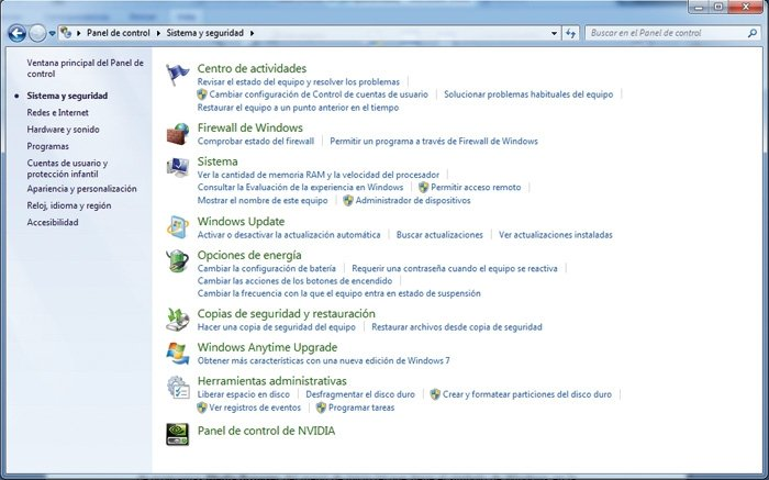 Redes Windows 7 1