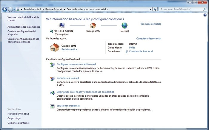 Redes Windows 7 5