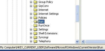 Registro Windows 7-9