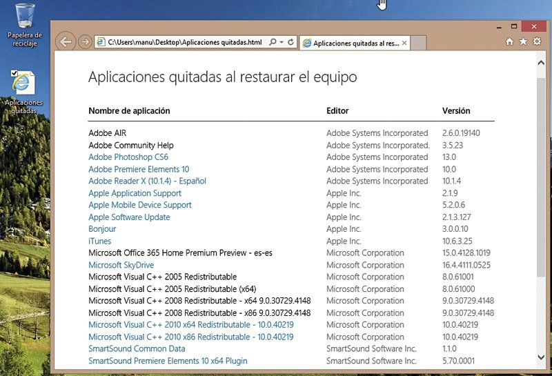 Reinstala Windows 8 2
