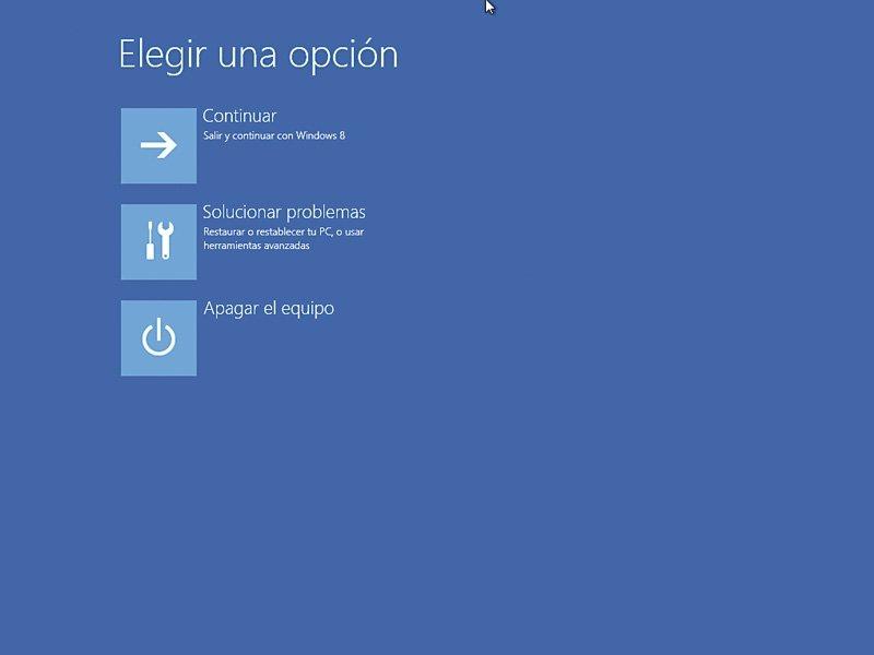 Reinstala Windows 8 5