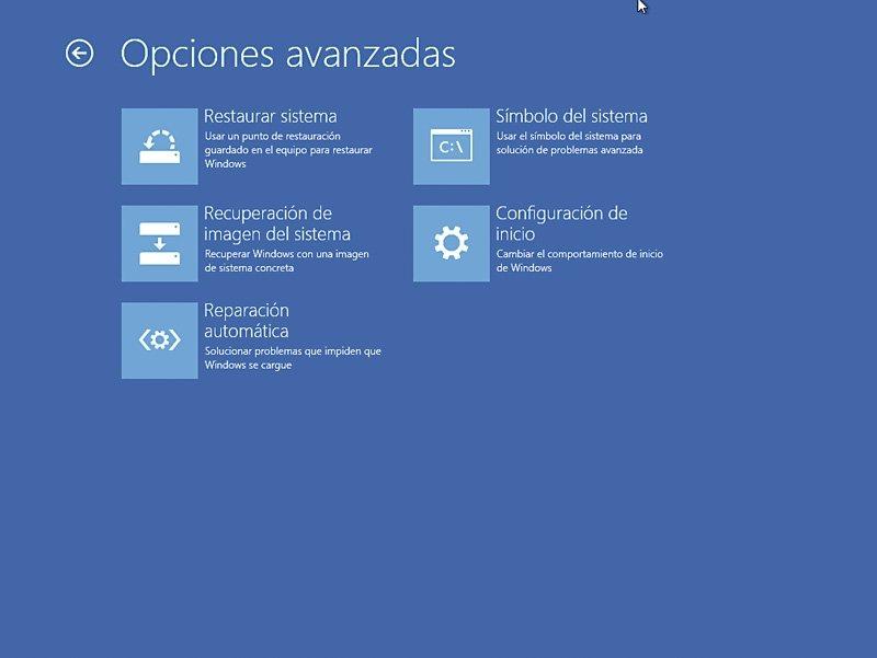 Reinstala Windows 8 6