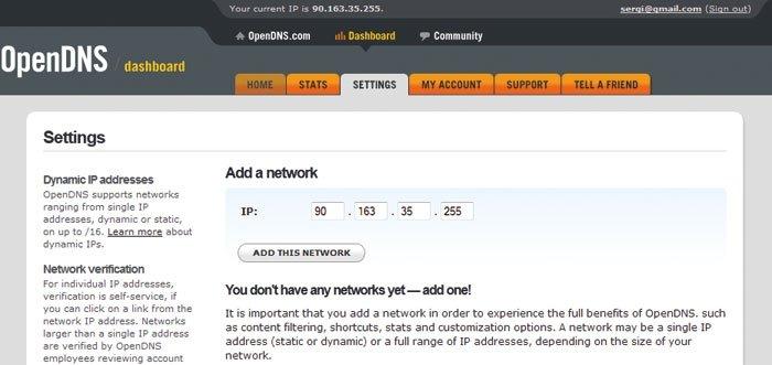 Repara fallos Internet 7