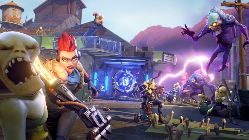 Repartir estopa en Fortnite es gratis ya que es free-to-play