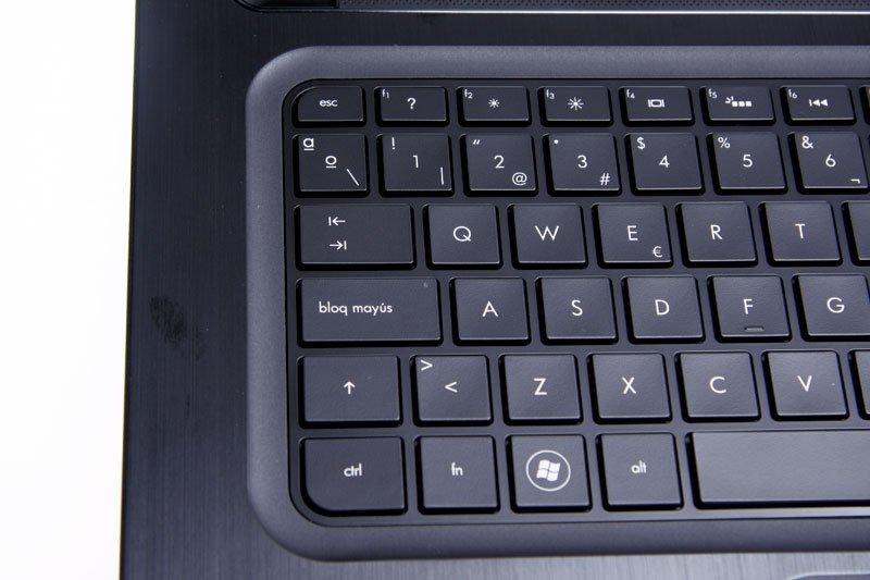 Reportaje Revolución Ultraportátil teclado