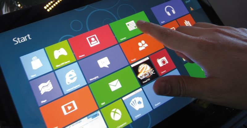 Reportaje Revolución Ultraportátil Windows 8