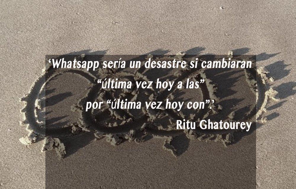 Ritu Ghatourey