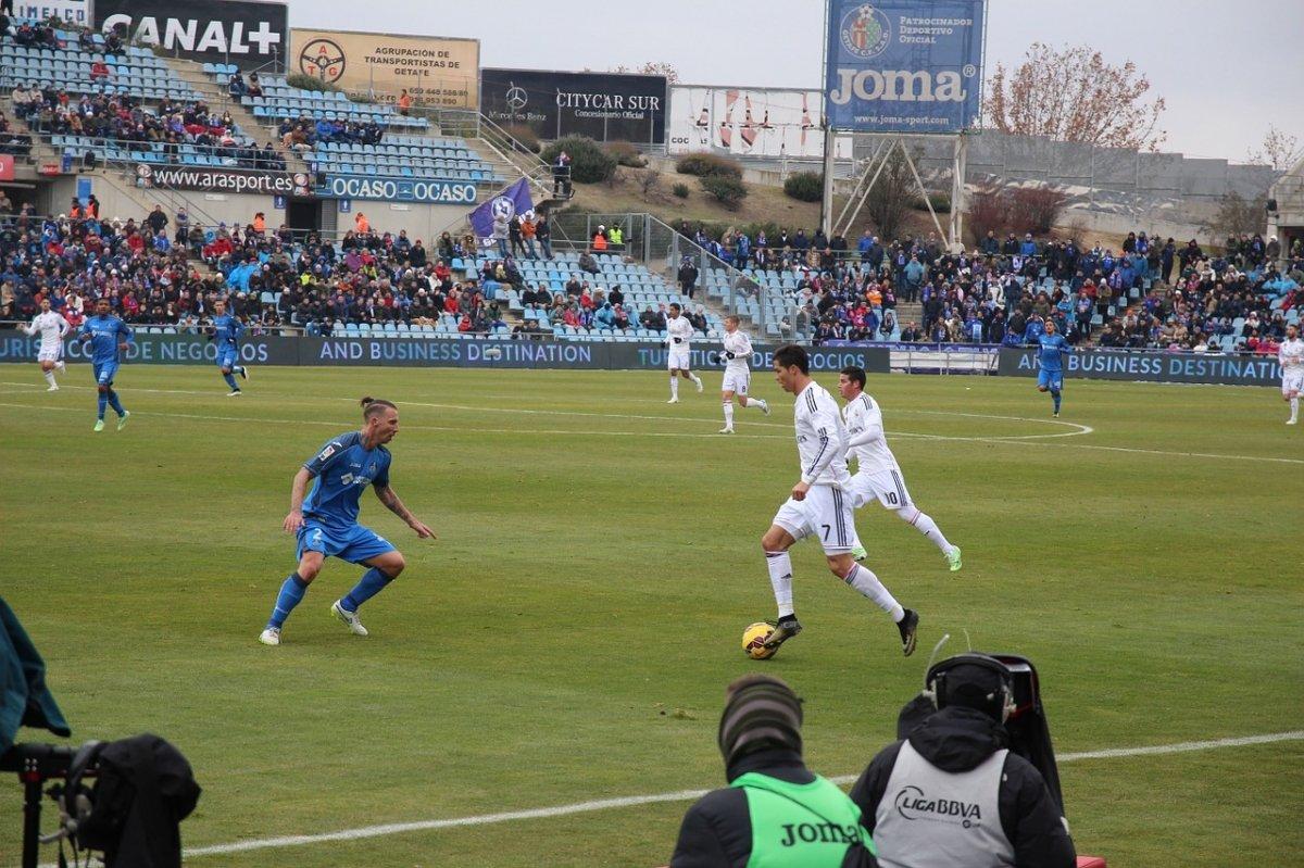 Rojadirecta ya no podrá transmitir partidos de fútbol