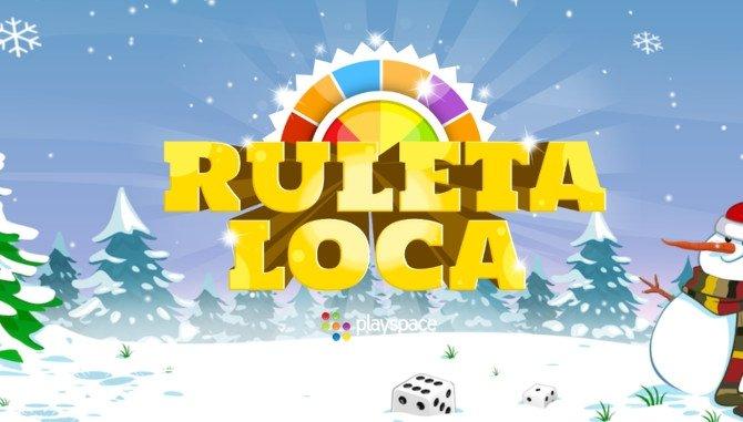 Ruleta Loca. Gira la ruleta y ¡a probar suerte!