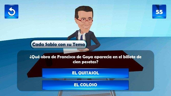 Saber y ganar, el juego del programa presentado por Jordi Hurtado
