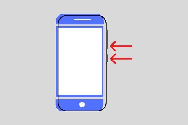 Sacar captura en un Android con la combinación de botones