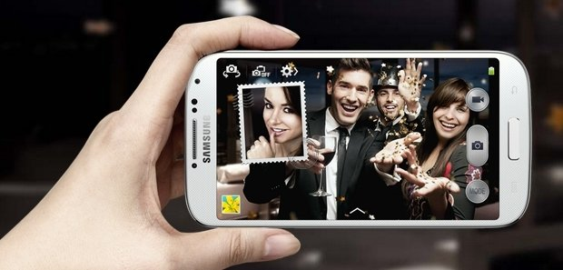 Samsung Dual Camera Galaxy S4