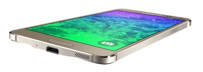 Samsung Galaxy Alpha, ya a la venta en España - imagen 2
