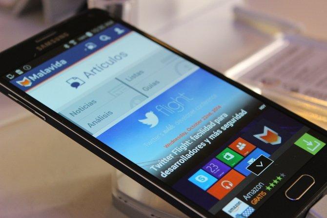 Samsung Galaxy Note 4, primeras impresiones del phablet más deseado - imagen 2