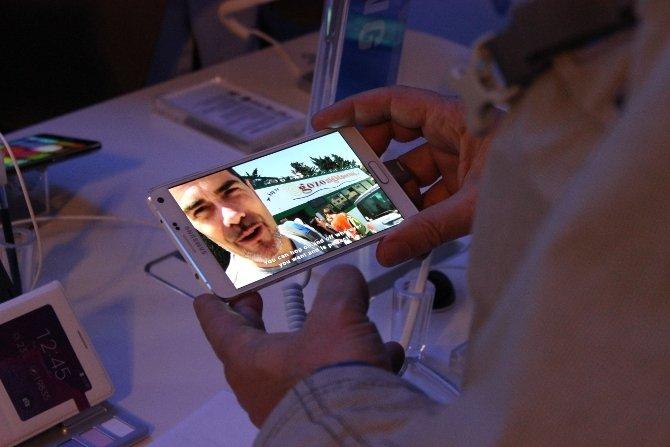 Samsung Galaxy Note 4, primeras impresiones del phablet más deseado - imagen 3