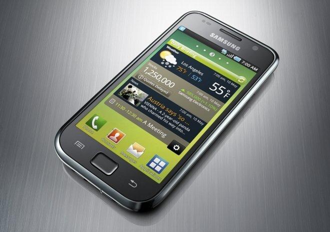 Samsung Galaxy S (I9000), primer smartphone con Wi-Fi Direct
