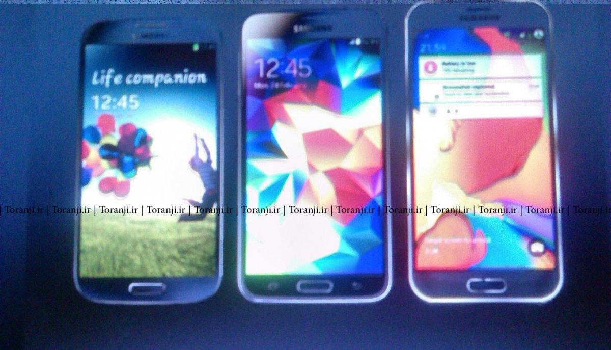 Samsung Galaxy S6 se deja ver en una imagen filtrada - imagen 4