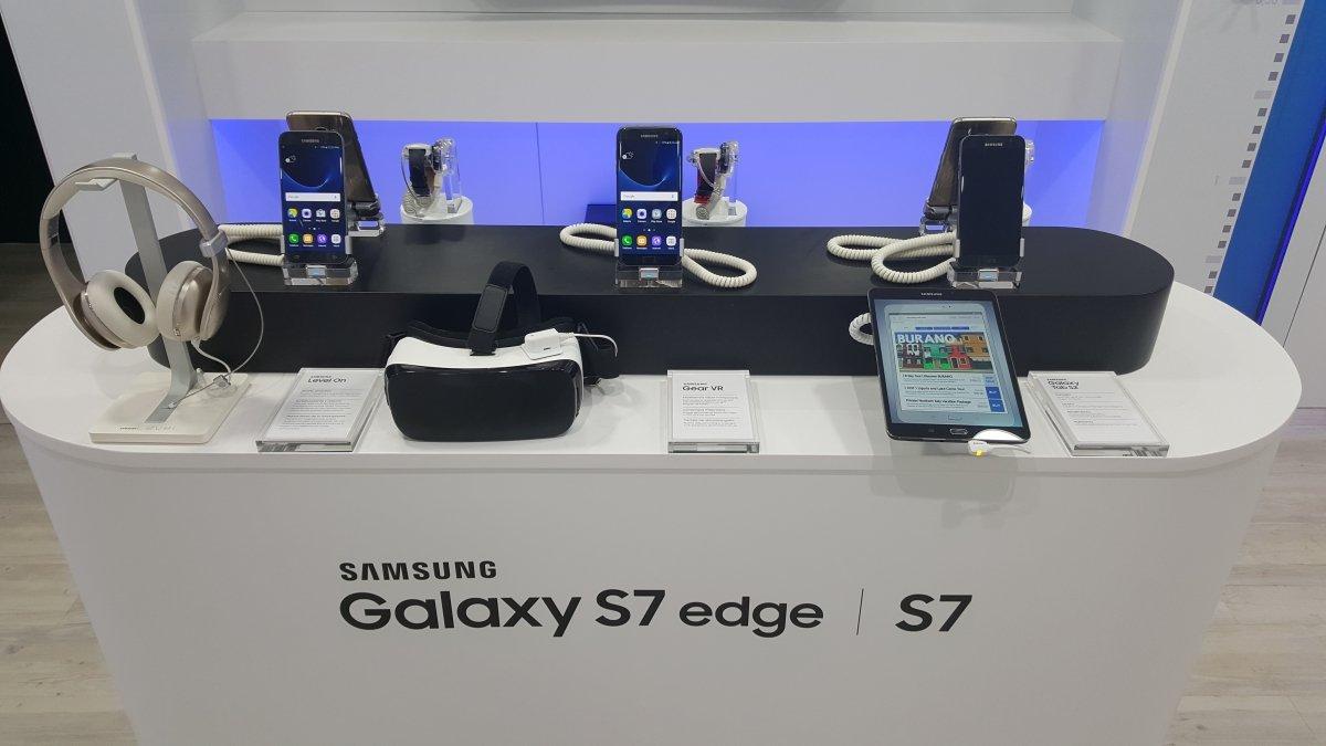 Samsung Galaxy S7 y S7 edge es el centro de control del ecosistema Android