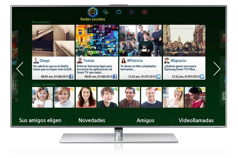 Samsung Gama Smart TV 2013