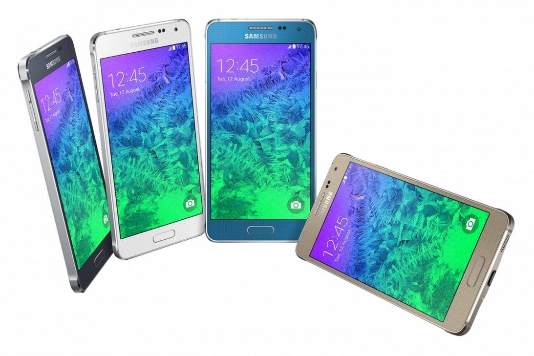 Samsung invade el territorio iPhone 6 con Galaxy Alpha - imagen 2
