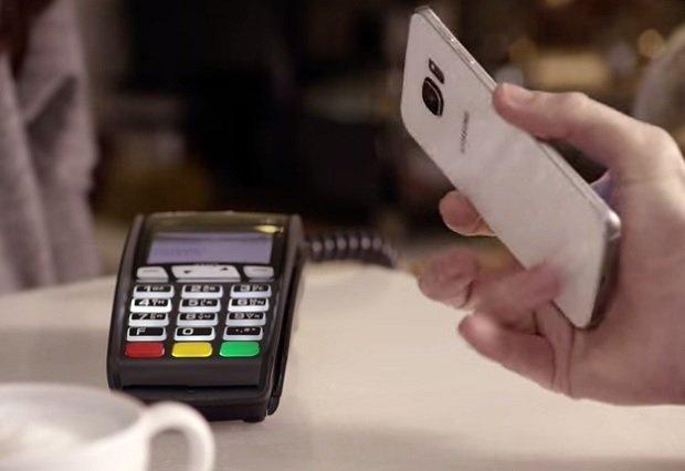 Samsung Pay es el sistema de pago móvil de Samsung