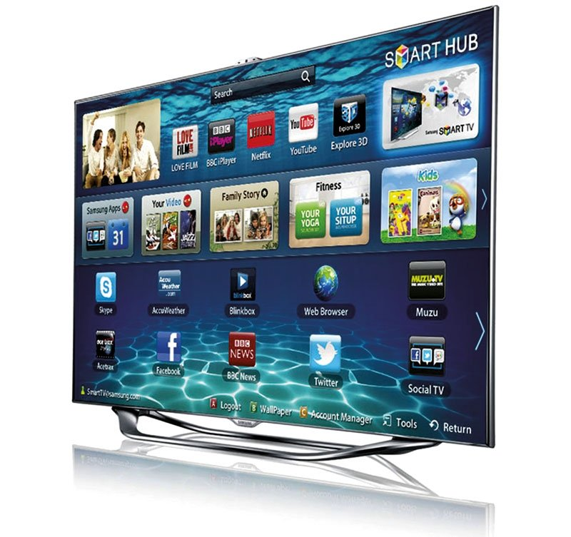 Samsung Smart TV UE46ES8000S