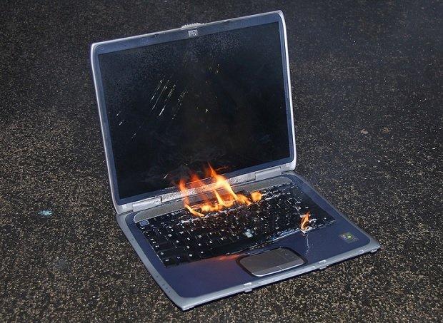 Se puede hackear un ordenador mediante sus emisiones de calor