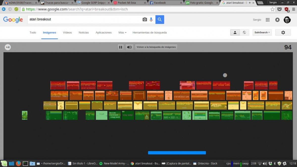 Se puede jugar a este clásico desde el navegador