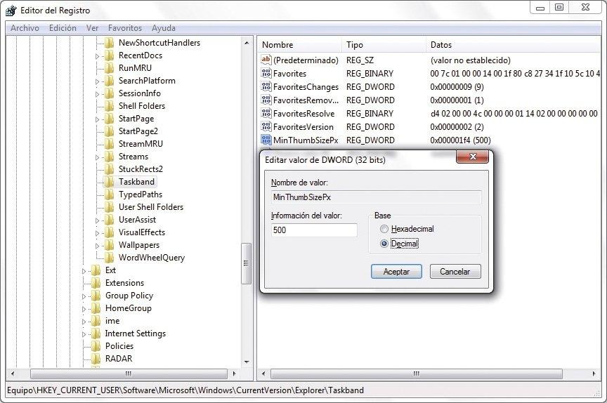 Secretos Windows 11