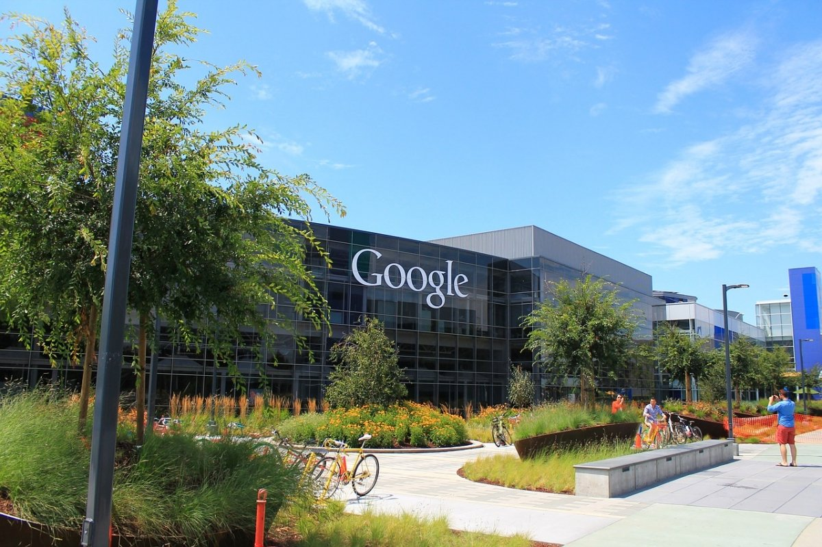 Sede de Google en California