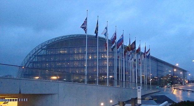 Sede del Banco Europeo de Inversiones en Luxemburgo