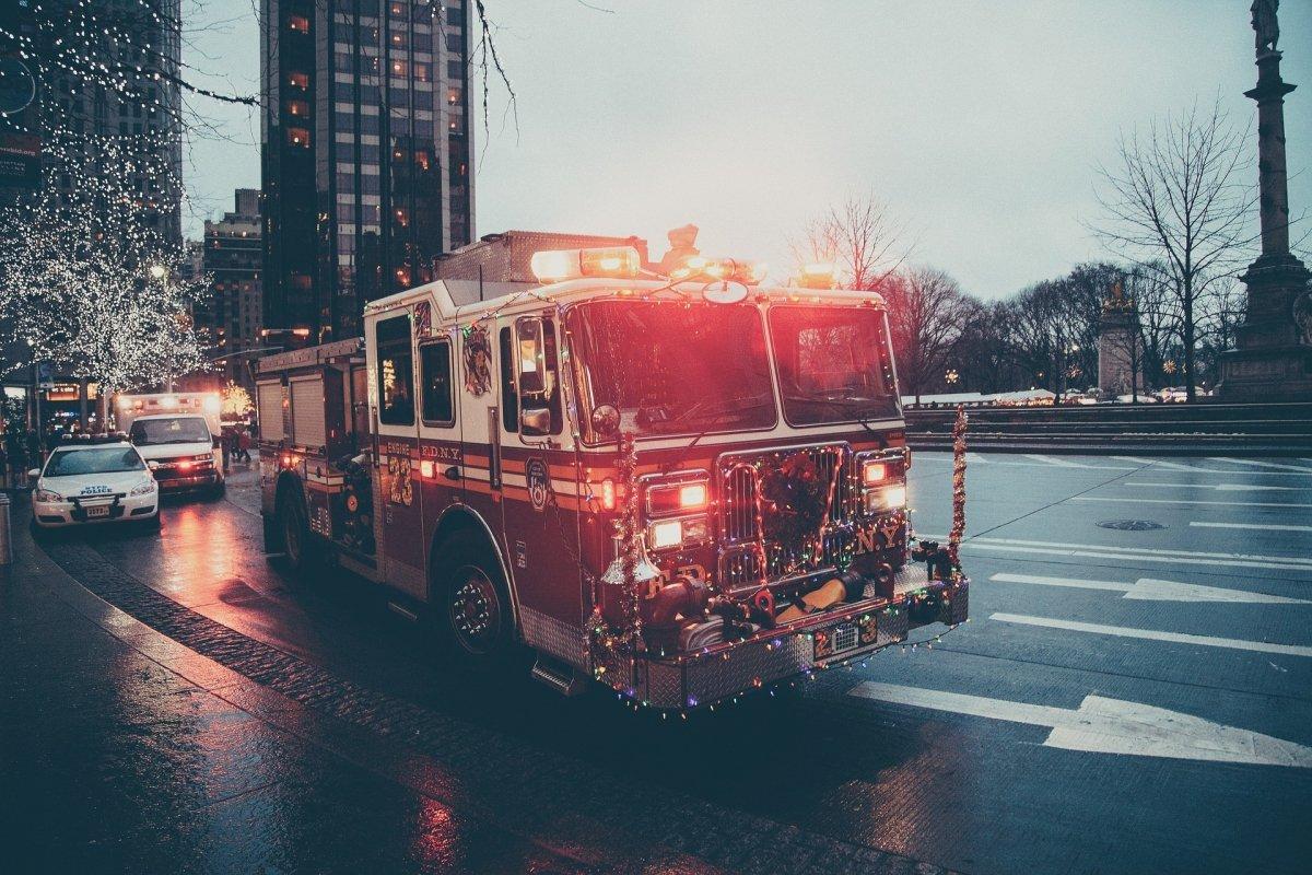 Será mejor avisar a tiempo a los bomberos