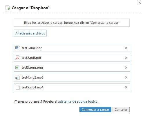 Servicios de almacenamiento on-line gratuito 2