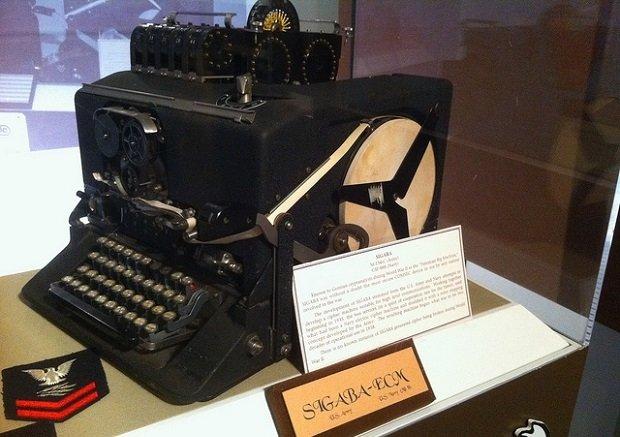 SIGABA, la versión americana de la máquina Enigma