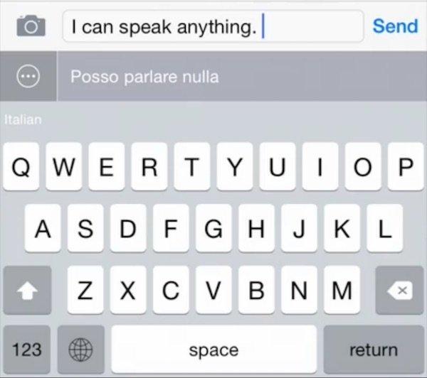 Slated, un teclado que traduce en tiempo real a otros idiomas - imagen 2