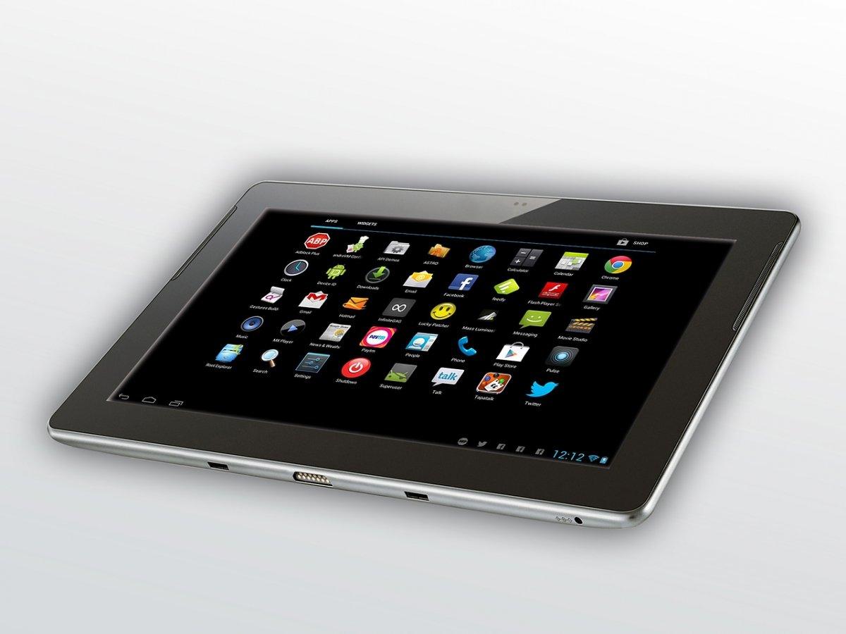 Slimport aprovecha toda la resolución del smartphone o la tablet
