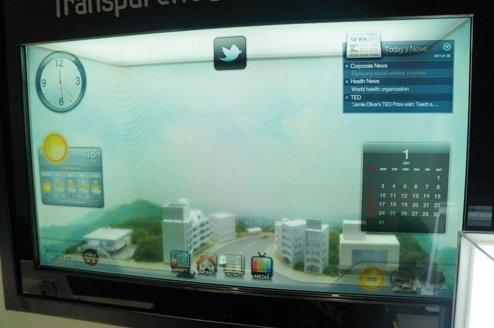 Smart Window de Samsung