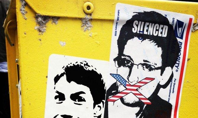 Snowden también filtró WARRIORPRIDE