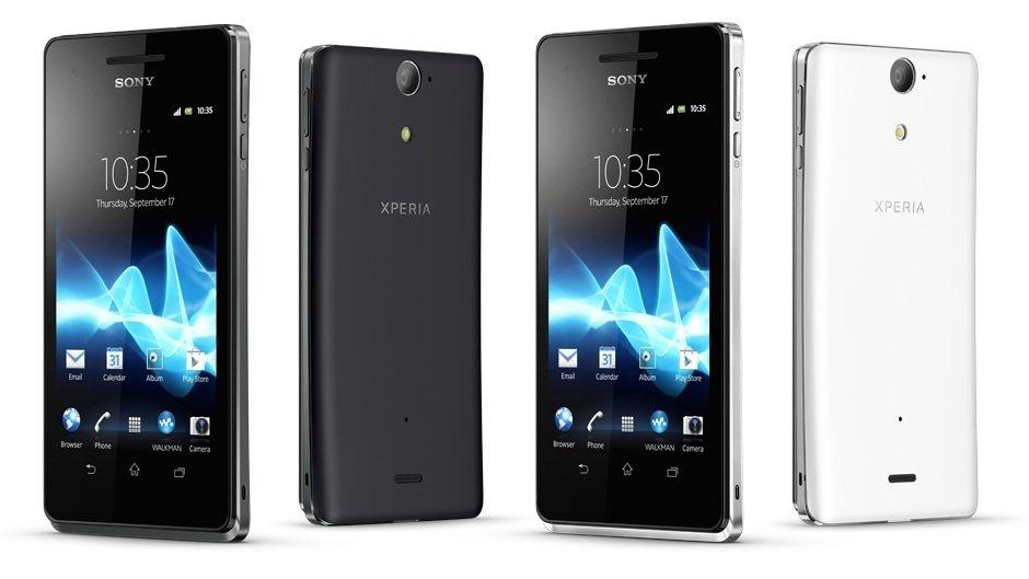 Sony Xperia S, el primer tablet Xperia