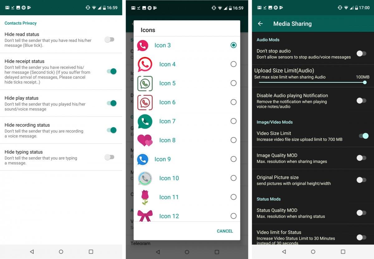 Soula WhatsApp ofrece nuevas opciones de personalización