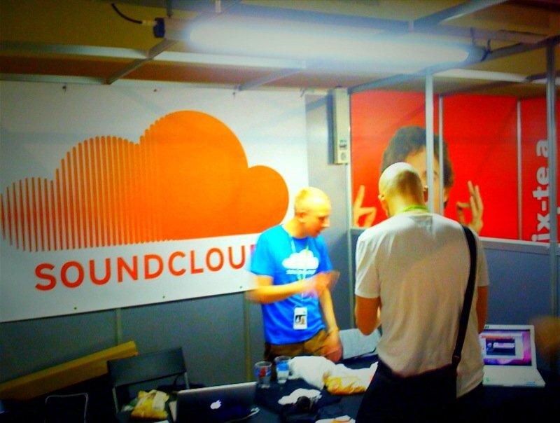 Soundcloud es una de las páginas usadas por los demandantes para promocionarse