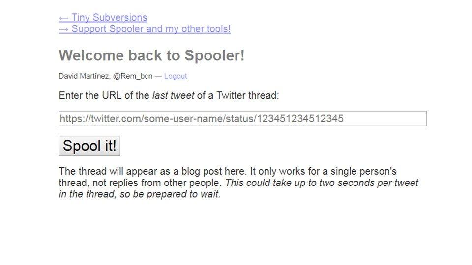 Spooler