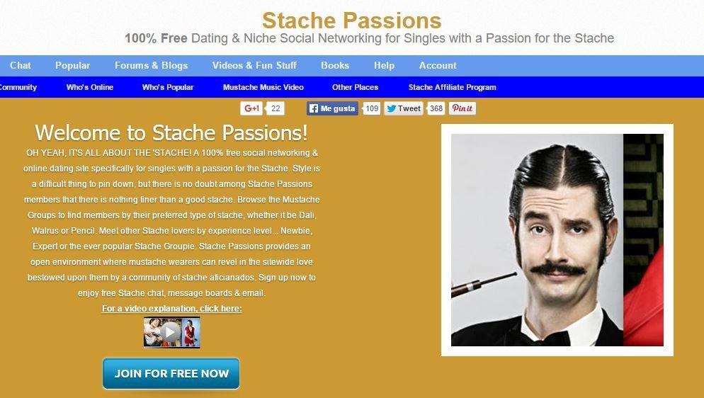 Stache Passions